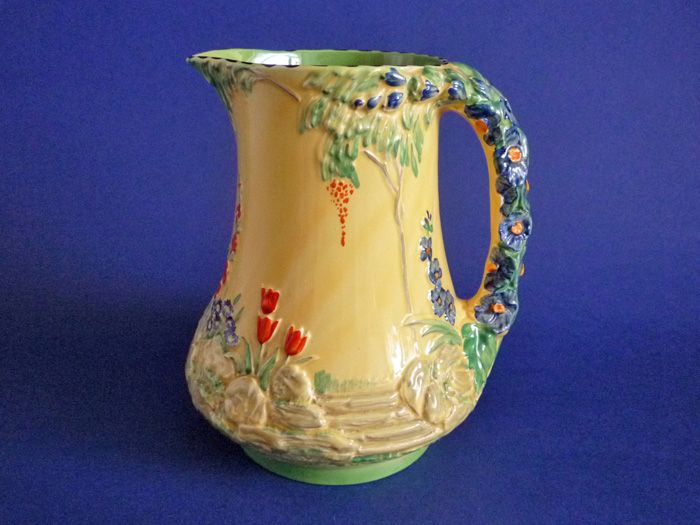 Image Result For Flowers And Garden Jug